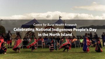 Celebrating National Indigenous People's Day in the North Island