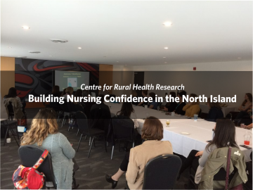 Building Nursing Confidence in the North Island
