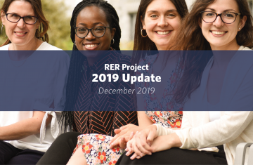 Update from the Rural Evidence Review Team